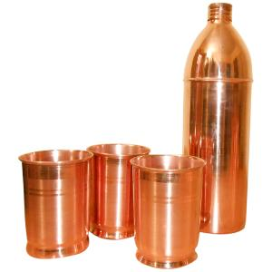 It is wonderful to drink water from a copper vessel Funny Jokes